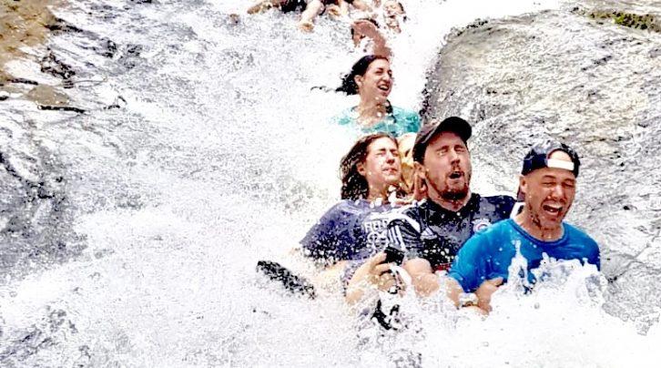 Puerto Rico Rainforest Adventure & Guided Hiking Waterfall Tour