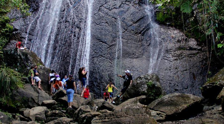 PUERTO RICO EL YUNQUE RAINFOREST & BEACH TOUR