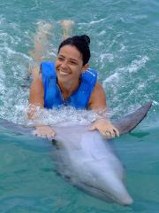Dolphin Swim Tour at Dolphin Cove Negril from Grand Palladium Resort