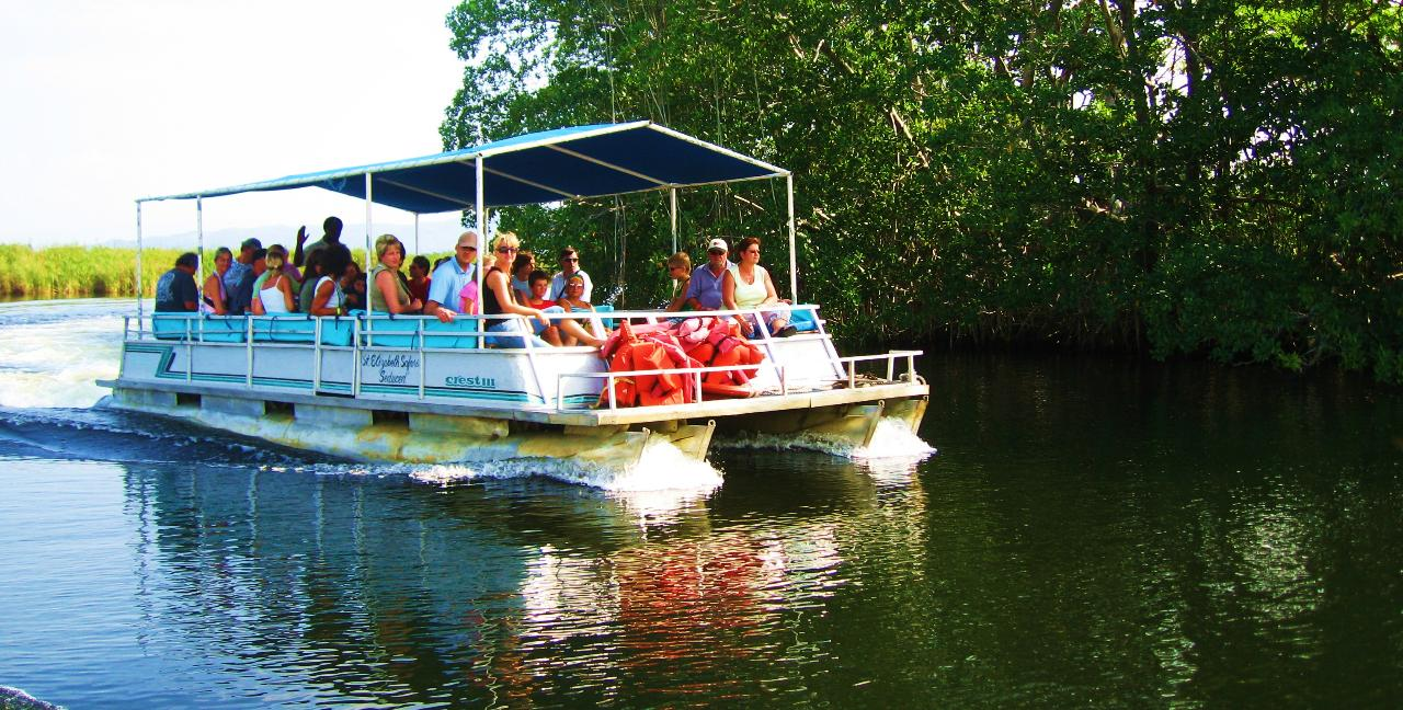 Black River Safari Tour from Kingston