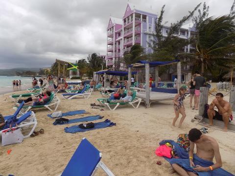 Bamboo Blu Beach Club  from  Port Antonio