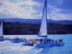 Cool Runnings Dunns River Day Cruise & Snorkeling from Runaway Bay