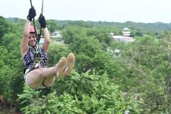 Jamaica Zipline Adventure Tour from Negril
