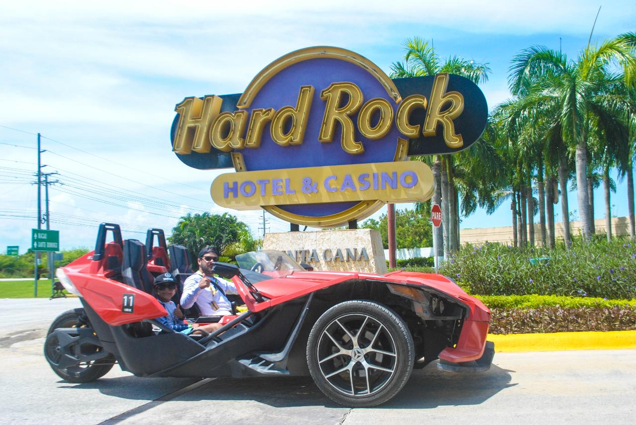 Ultimate Slingshot Adventure Tours from Punta Cana