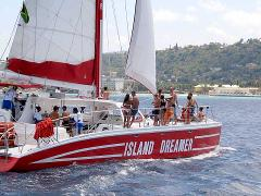 Montego Bay Catamaran Cruise and  Snorkeling Tour from Falmouth