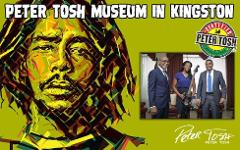 Peter Tosh Museum Tour from Kingston