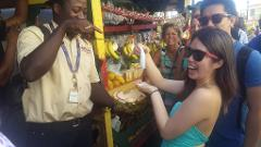 Falmouth Food and Culture Tour from Montego Bay