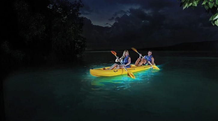 Vieques Bio Bay Kayak Tour from Fajardo, Puerto Rico