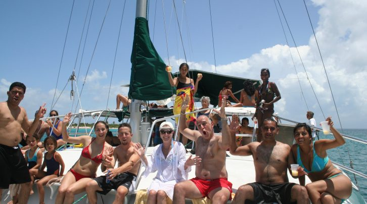 Puerto Rico Catamaran Sail and Snorkel Adventure Tour