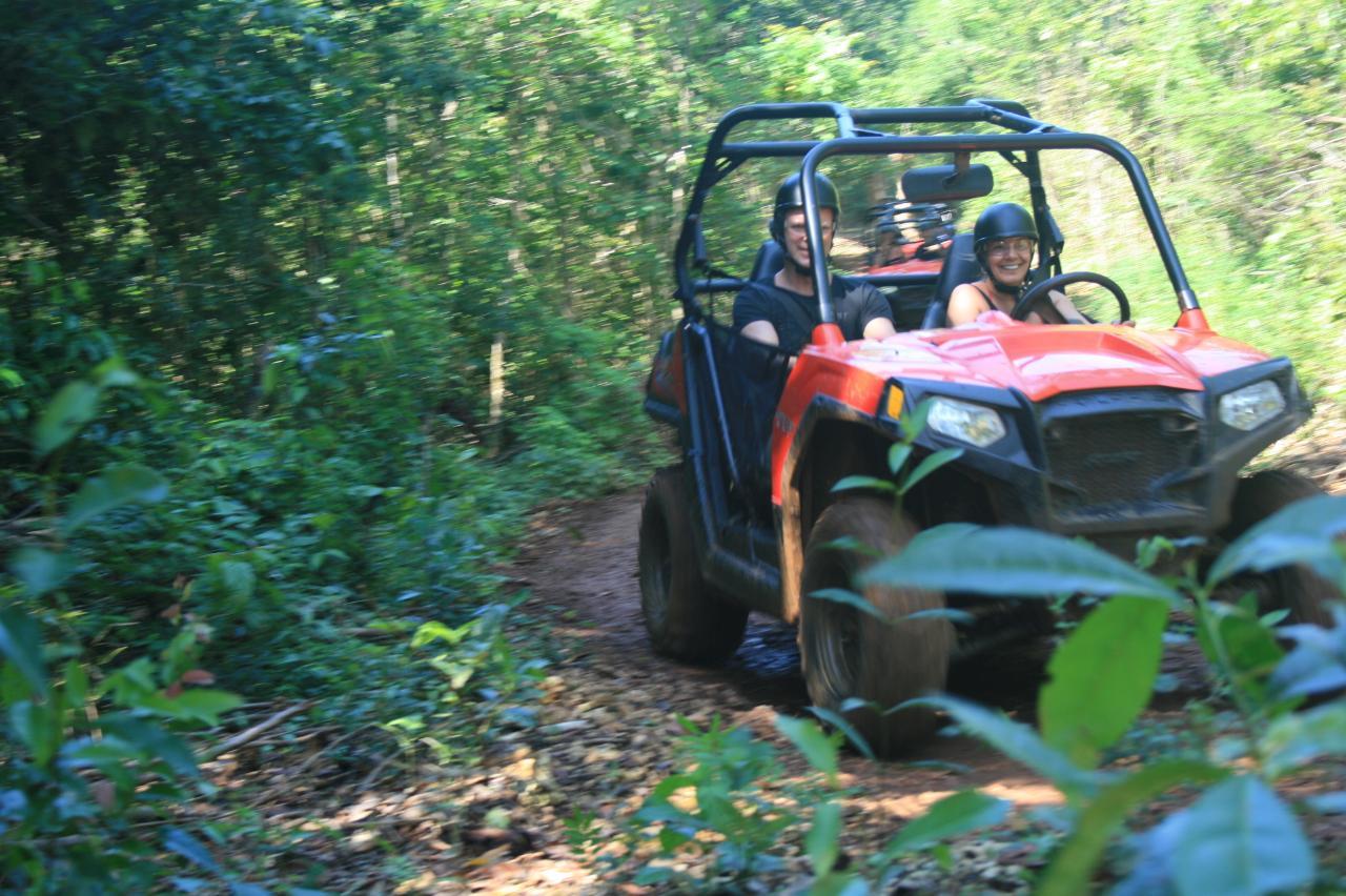 Ocho Rios Outback Adventure Day Tour from Ocho Rios