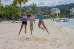 Ocho Rios Beach Day & Rose Hall Great House Haunted House Night Tour from Montego Bay - Jamaicans & Students (W/ID)