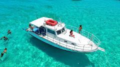 Puerto Rico Icacos Island Sail & Snorkel Boat Tour