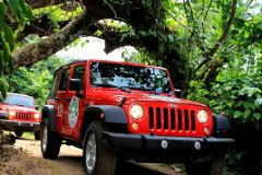 Ultimate Jeep Safari Tour from Punta Cana