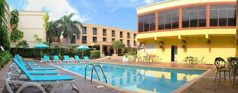 3 Days(2 nights) City Vacation at The Knutsford Court Hotel, Kingston Jamaica