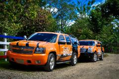 Jungle Rally - an Outback Adventures Tour - only in Punta Cana