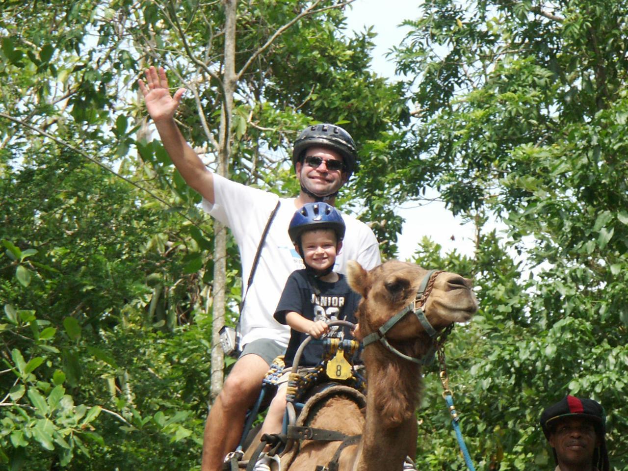 Camel Outback Adventure Tour from Ocho Rios