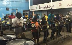 Evening Entertainment Tour with Live Steel Band from Port of Spain