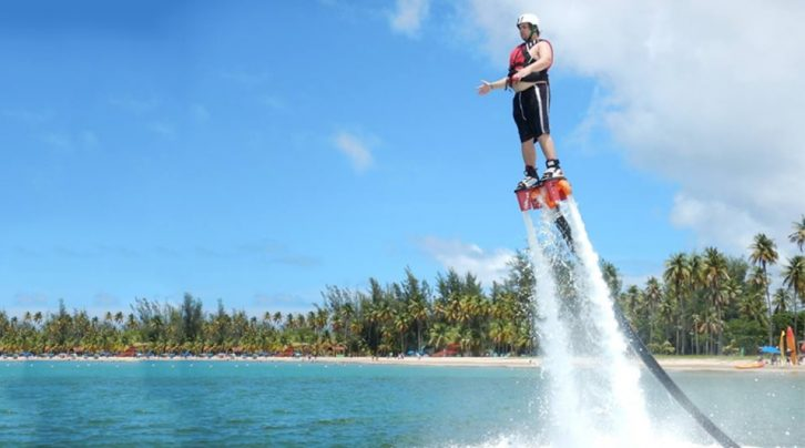 Puerto Rico Fly Board Beach Adventure Tour