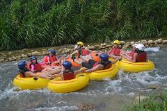 Great River Tubing Adventure from Montego Bay