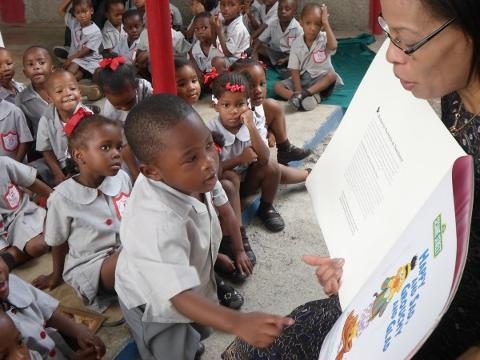 Impact Jamaica - A Rural Early Child School Tour from Ocho Rios