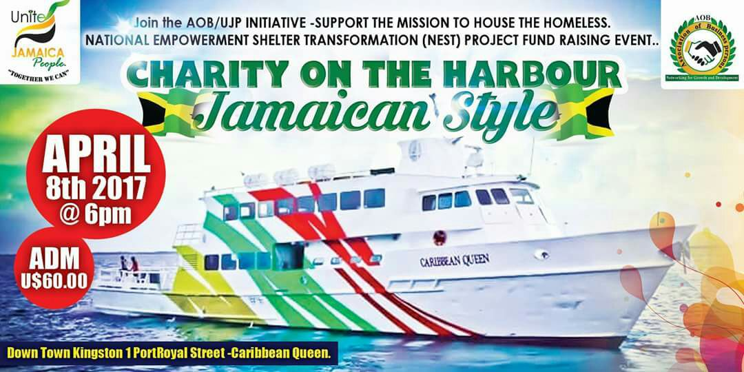 Charity on the Harbour Jamaican Style