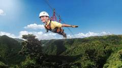 Puerto Rico La Bestia (The Beast) Zipline Adventure