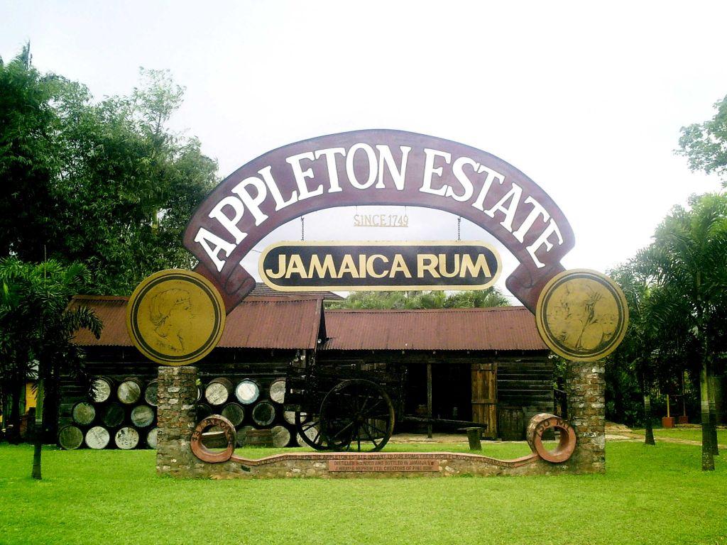 Appleton Estate Rum Tour from Kingston