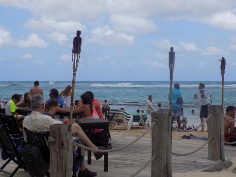 Bamboo Blu Beach Club  from Ocho Rios