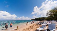 Bamboo Beach Club from Ocho Rios
