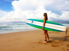 Costa Rica Beach Tour with Surfing Lessons