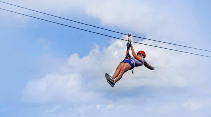 Puerto Rico Rainforest Zipline Adventure