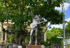 Bob Marley Museum and Kingston Sightseeing from Port Royal Cruise Port