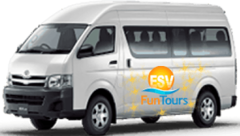 Montego Bay Int'l Airport Express Shuttle Service to Falmouth, Runaway Bay & Ocho Rios Hotels- Airport Shuttle Service