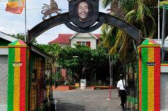 Bob Marley Museum and Kingston Sightseeing Experience from Kingston