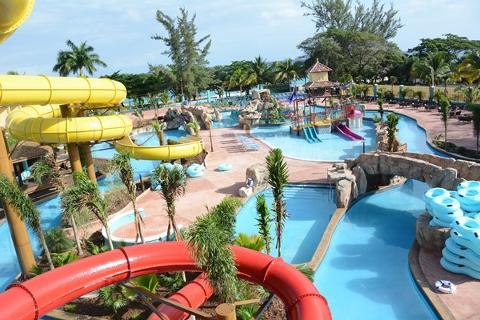 Day Pass at The Jewel Lagoon Water Park from Ocho Rios