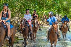 Horseback Riding and ATV Quad Combo Tour from Ocho Rios
