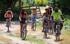 Braco Stables Hike and Bike Excursion Tour from Montego Bay