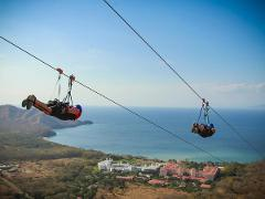 Zipline Adventure Tour from Guanacaste
