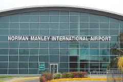 Private Airport Transfer - Kingston Airport to Falmouth Hotels