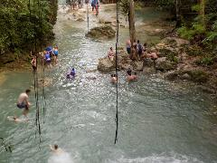 Irie Blue Hole Adventure Tour from Ocho Rios - Group Special