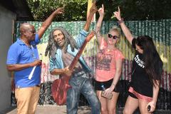 Trench Town: Birthplace of Reggae Tour from Port Royal Cruise Port