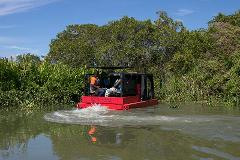 Jamaica Swamp Buggy Tour from Falmouth