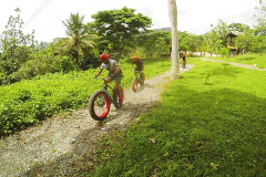Monkey Land & Ecotrail Mountain Bike