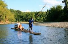 Rio Grande Rafting Tour from Port Antonio