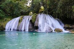 Reach Falls & Port Antonio Sightseeing Adventure Tour from Ocho Rios