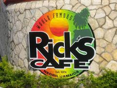 Negril Beach Experience & Rick's Cafe from Falmouth