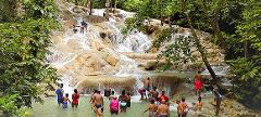 Dunn's River Falls Adventure Tour - Admission Only