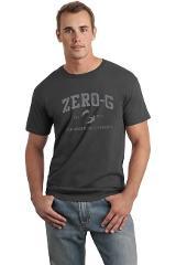Mens Distressed Print Tshirt - Heavy Metal