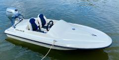 2.5 hour guided Mini Powerboat Tour