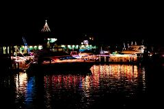 Christmas Light Canal Cruise